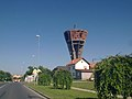 Water Tower view from street in Vukovar.jpg