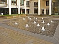 Water feature outside new building Basinghall Street, London EC2 - geograph.org.uk - 1088477.jpg