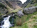 Waterfall on Taythes Gill - geograph.org.uk - 645150.jpg