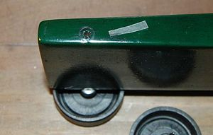 How To Build a Pinewood Derby CarAssembly  Wikibooks  open books for an open world
