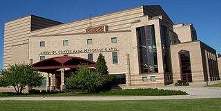 Weidner Center for the Performing Arts performing arts center in Green Bay, Wisconsin