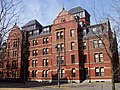 Weld Hall, Harvard University - east facade.JPG