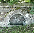 Well at Skirden Bridge, Bolton by Bowland - geograph.org.uk - 1376233.jpg