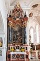 Wemding, Mangoldstraße 1, 3, Kath. Stadtkirche St. Emmeram 20170830 006.jpg