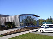West Vancouver Aquatic Centre.