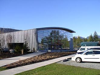 West Vancouver - West Vancouver Aquatic Centre.