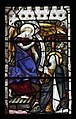 West window, St George's Church, Edworth.jpg