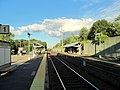 Westborough station platforms, September 2016.JPG