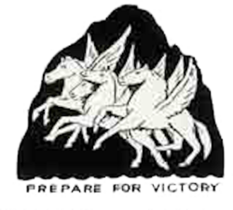 Western Flying Training Command - Image: Western flying training command emblem