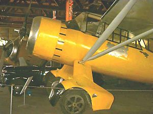 Commonwealth Air Training Plan Museum - Image: Westland Lysander at BCATPM