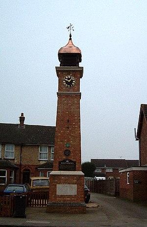 Westoning - Westoning Clock Tower