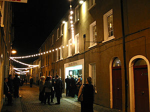 Wexford Festival Opera - Theatre Royal during the opera festival