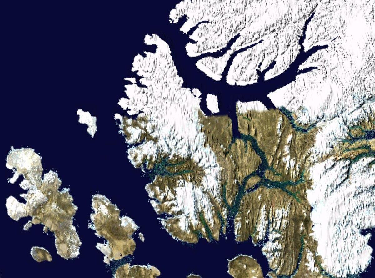 Die Insel Helena datiert