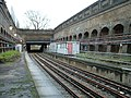 Whitechapel East London line look north.JPG