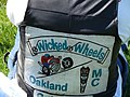 Wicked On Wheels Oakland MC Colors.jpg