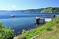 Widok z Listwianki na jezioro Bajkał 07.jpg