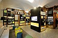 Wien - Literaturmuseum der ÖNB, Schauraum.JPG