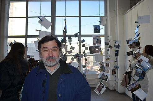 Wiki Loves Monuments Ukraine 2013 Exhibition 151.JPG