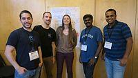 Wikimedia Hackathon 2017 IMG 4861 (34676786461).jpg