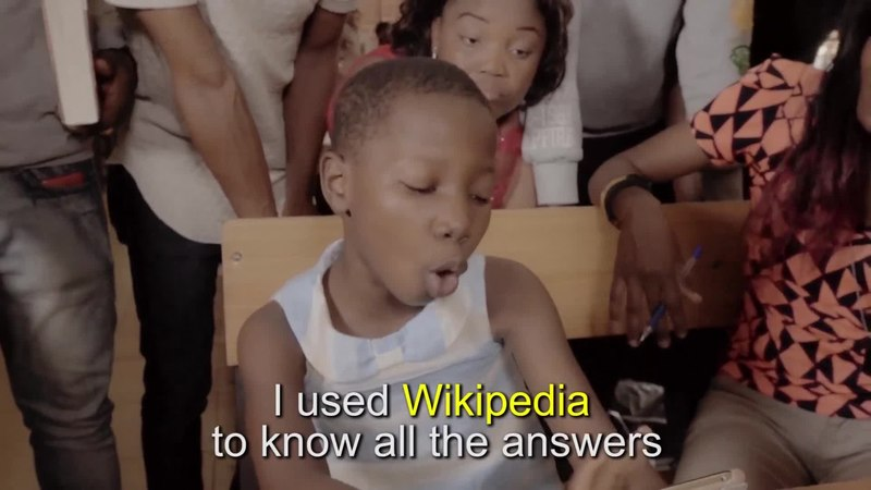 File:Wikipedia - Emmanuella goes to school.webm