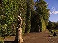 Wilanów eastern part of the garden 02.jpg