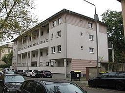 Wilhelm-Kalle-Straße in Wiesbaden