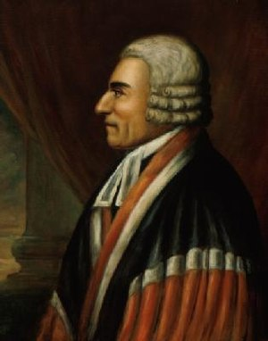Judiciary Act of 1789 - Image: William Cushing