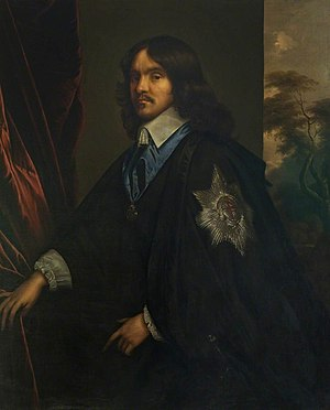 William Hamilton, 2nd Duke of Hamilton - after Adriaen Hanneman, 1625-1650