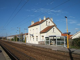 image illustrative de l'article Gare de Wimille - Wimereux