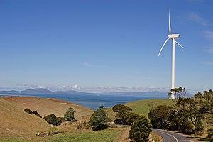 Toora, Victoria - Wind Turbine