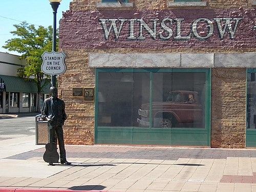 Winslow mailbbox