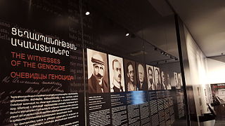 Witnesses and testimonies of the Armenian Genocide