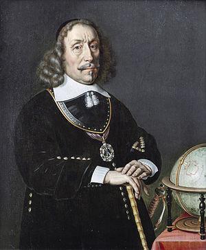 Witte Corneliszoon de With - De With by Abraham van Westerveld