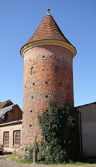 Wittenburg - Image: Wittenburg tower