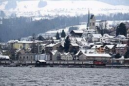 Wollerau - Zürichsee IMG 8368.jpg