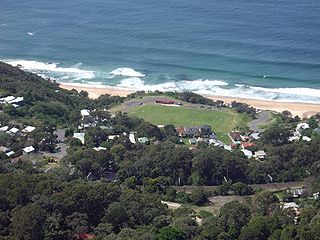 Wombarra, New South Wales Suburb of Wollongong, New South Wales, Australia