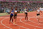 Women 100 m French Athletics Championships 2013 t152025.jpg