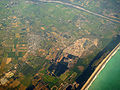 Woodend and Pegasus Town aerial.jpg