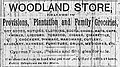 Woodland Store Advertisement 1895 LaPlace Louisiana.jpg