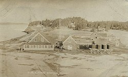 Woody Island US Navy wireless station 1915.jpg