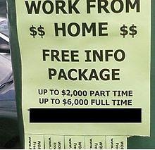 220px-Workathomead Job From Home Vacancy on job backgrounds, job fair, job recruitment brochures, job list, job success, job next,