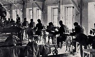 Nazi Germany textile company