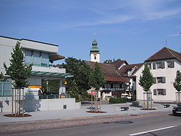 Würenlos - Würenlos village center
