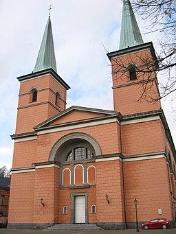 Wuppertal laurentiuskirche