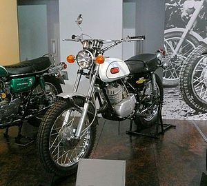 Yamaha DT - Wikipedia