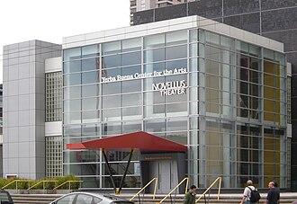 Yerba Buena Center for the Arts - The Yerba Buena Center for the Arts' Novellus Theater