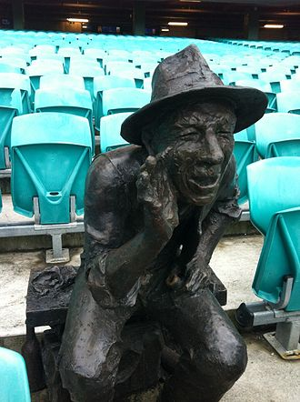 Yabba - Statue of Yabba at the Sydney Cricket Ground