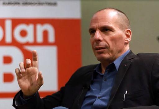 Yanis Varoufakis - El Desperttador 2016