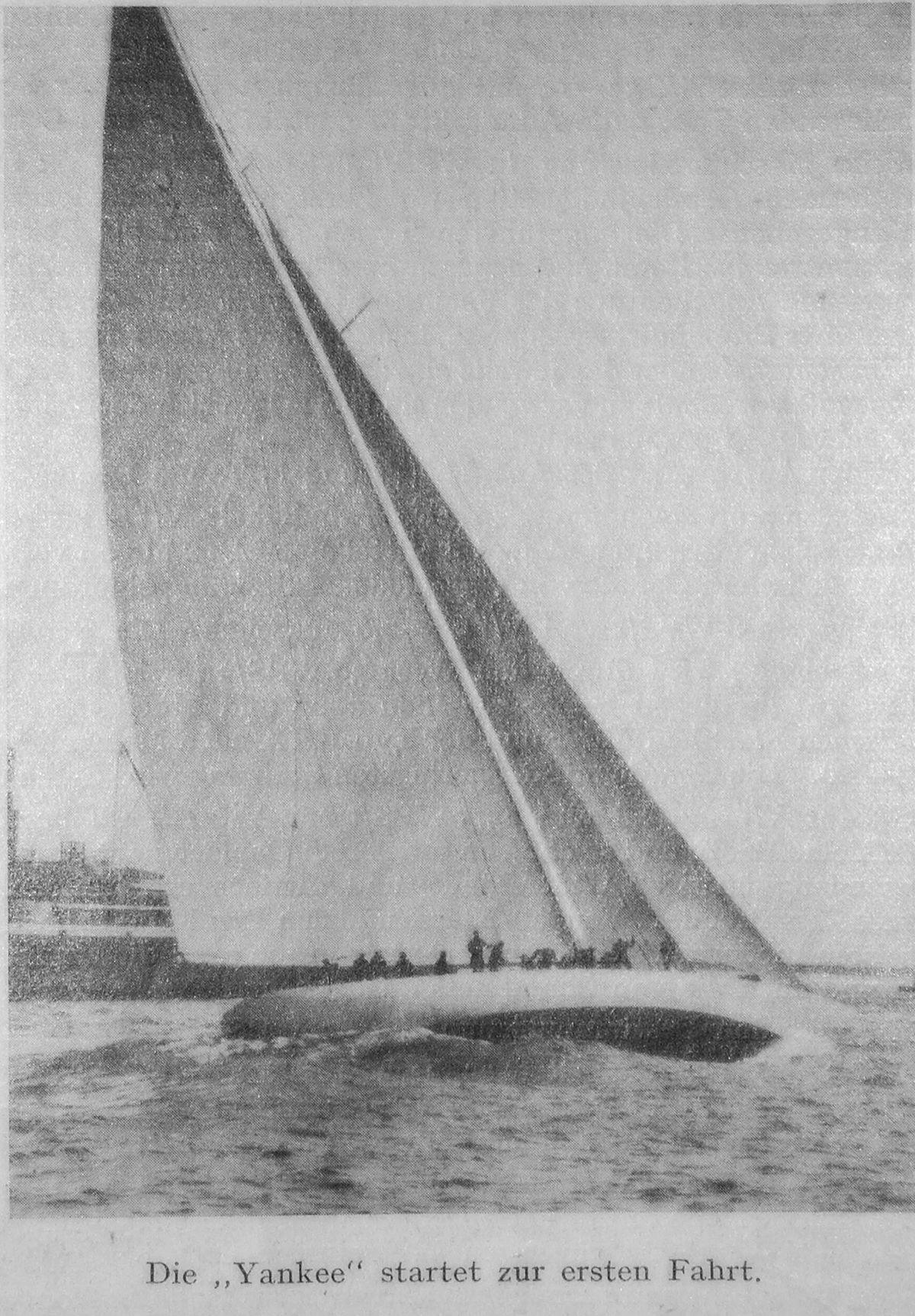 Yankee Yacht Wikipedia