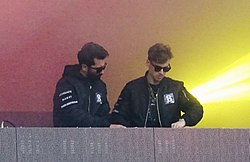 Yellow Claw live beim Lollapalooza 2017 in Berlin